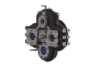 pump dirve gear box 300x225 - CUSTOM GEARBOX AND 4X4 TRANSFER CASE PTO