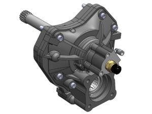 4 bolt aluminum detroirt DT12 PTO 300x225 - POWER TAKE OFF - PTO PUMP
